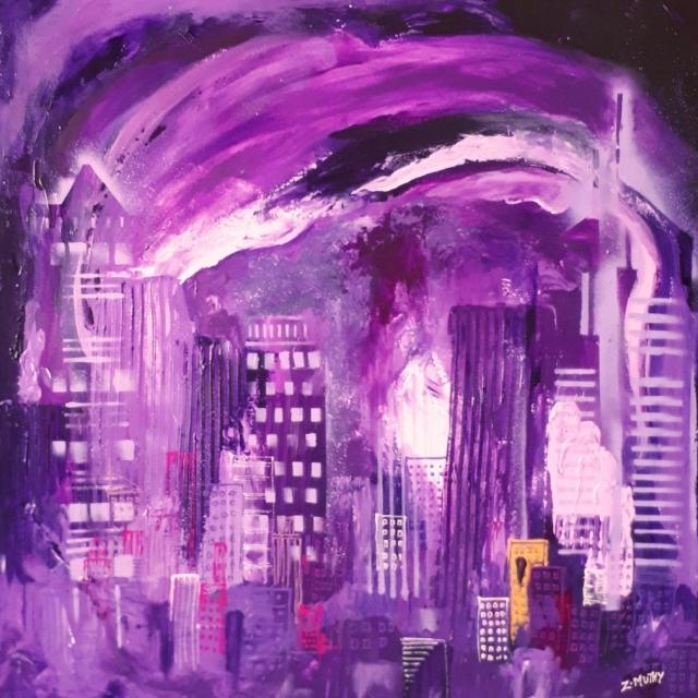 Abstract work, Art for sale, Zaahirah Art, Mixed media