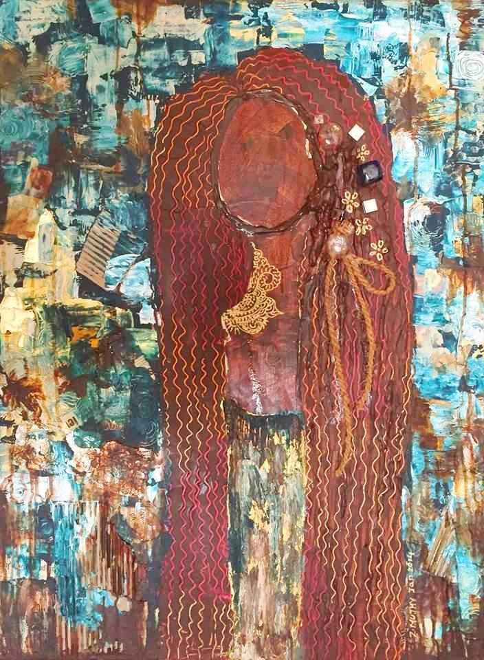 Abstract Art, Mixed Media, Artwork, Artist in Dubai