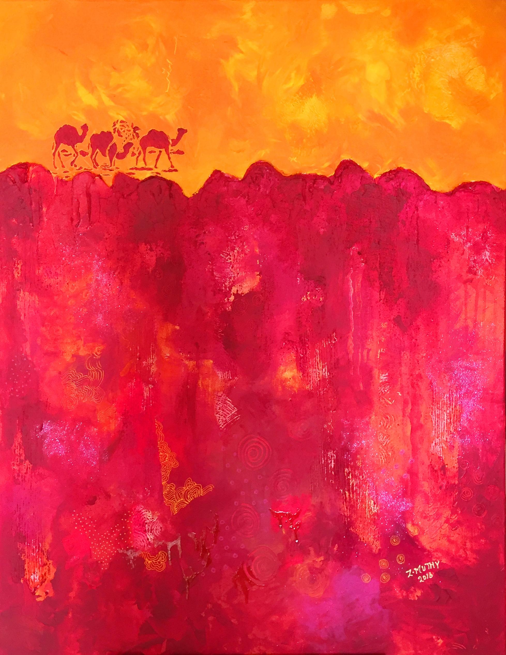 abstract arts, artwork for sale, artist in Mauritius, Art in Dubai, Zaahirah Muthy